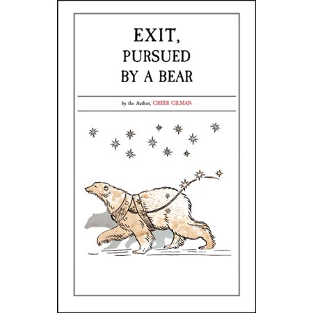 Exit, Pursued by a Bear - eBook (Exit Stage Left Pursued By A Bear)