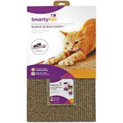 Smarty Kat: Super Packed W/Certified Organic Catnip Scratcher, 1 ct