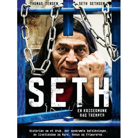 Seth Thomas Radio (Seth - en krigermunk bag tremmer - eBook)