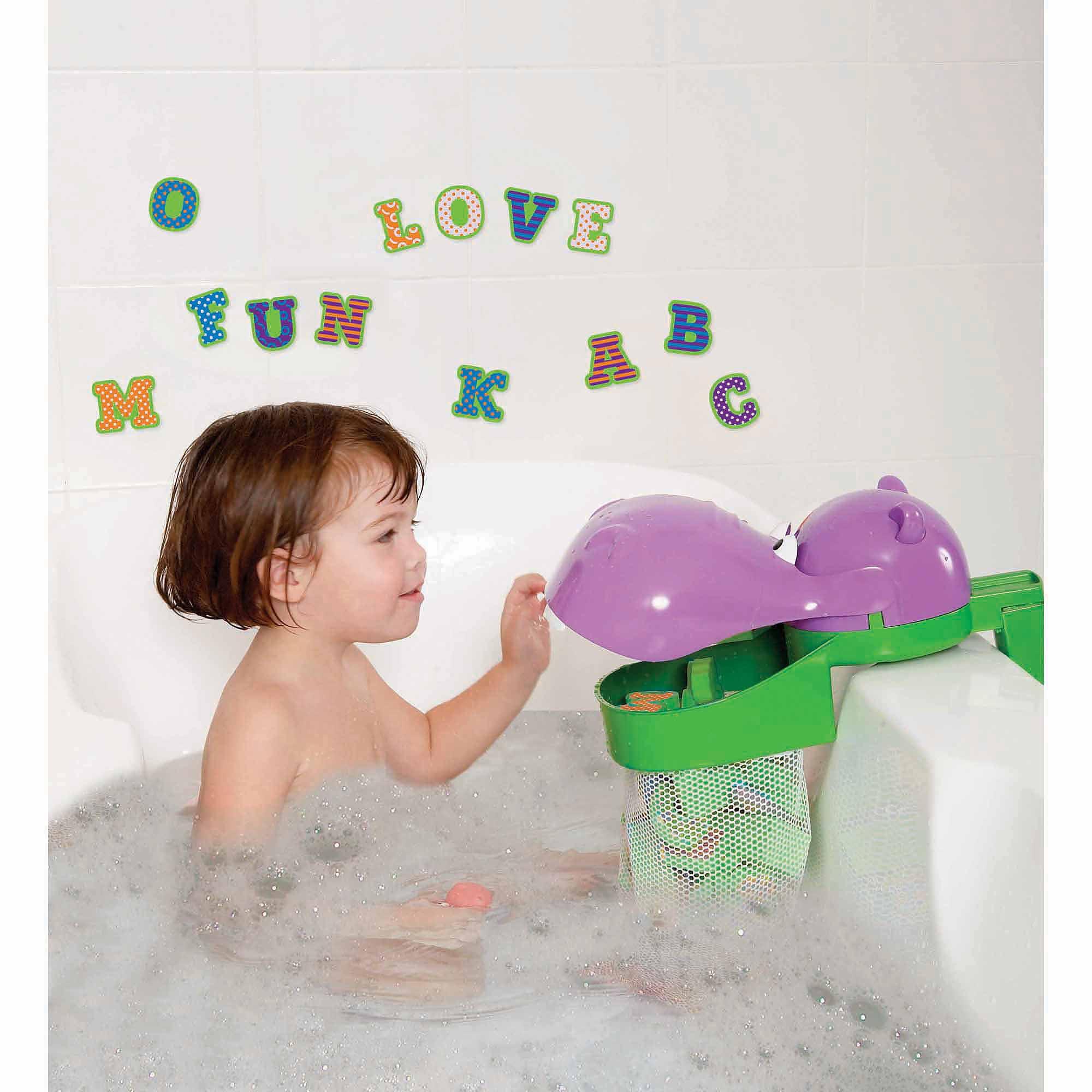 Hippo Bath Set by Edushape