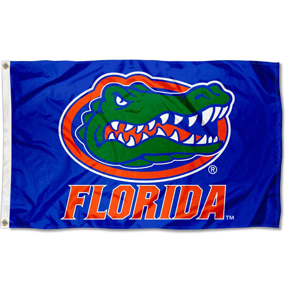 Florida Gators Blue 3' x 5' Pole Flag