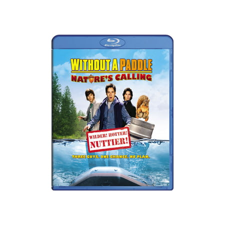 Without a Paddle: Nature's Calling (Blu-ray)](without a paddle blu ray)