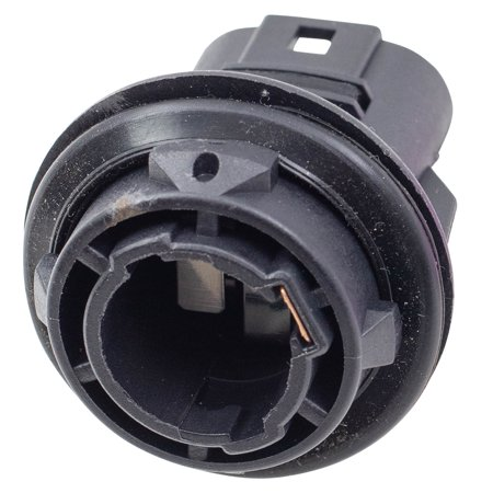 BROCK Headlight Lamp Socket Replacement for 1998-2012 Honda Accord Park Turn Signal Light Socket also fits 05-07 Accord Hybrid 33302SR3A01 33302-SR3-A01 ()