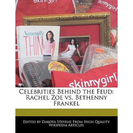 Celebrities Behind The Feud  Rachel Zoe Vs  Bethenny Frankel