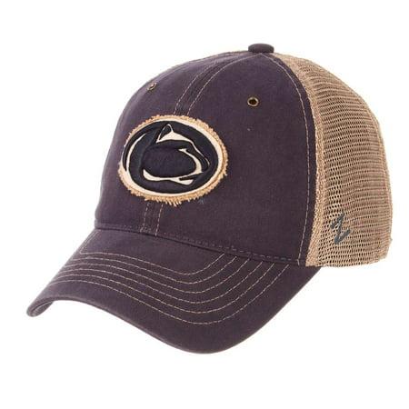 Penn State Nittany Lions Zephyr Tatter Adjustable Hat ()