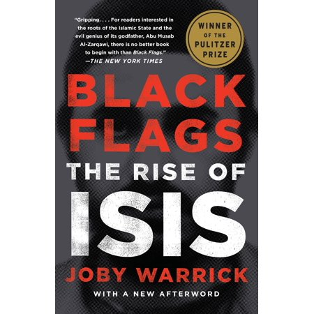 Rise Against Flag - Black Flags : The Rise of ISIS