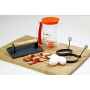 Blackstone 4-Piece Griddle Breakfast Kit for Pancakes, Eggs, Bacon