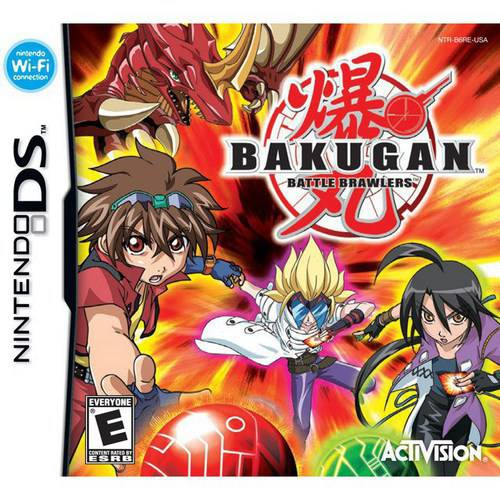 Bakugan Battle Brawlers (DS) - Pre-Owned 886162341348