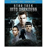 Star Trek: Into Darkness (Blu-ray + DVD + Digital Copy) (With INSTAWATCH) (Widescreen)