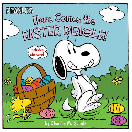 Here Comes the Easter Beagle! (One Here Comes The Two To The Three)