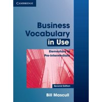 Business Vocabulary in Use, Elementary to Pre-Intermediate