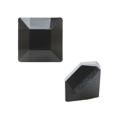 Swarovski Crystal, #4428 Square Fancy Stone 6mm, 4 Pieces,