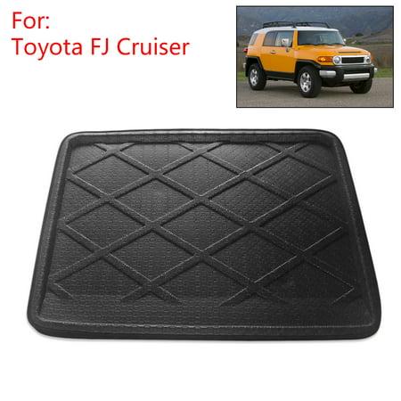 Fj Cruiser All Weather Floor - Rear Trunk Tray Liner Cargo Floor Mat for Toyota FJ Cruiser 2007
