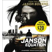 Paul Janson: Robert Ludlum S the Janson Equation (Audiobook)
