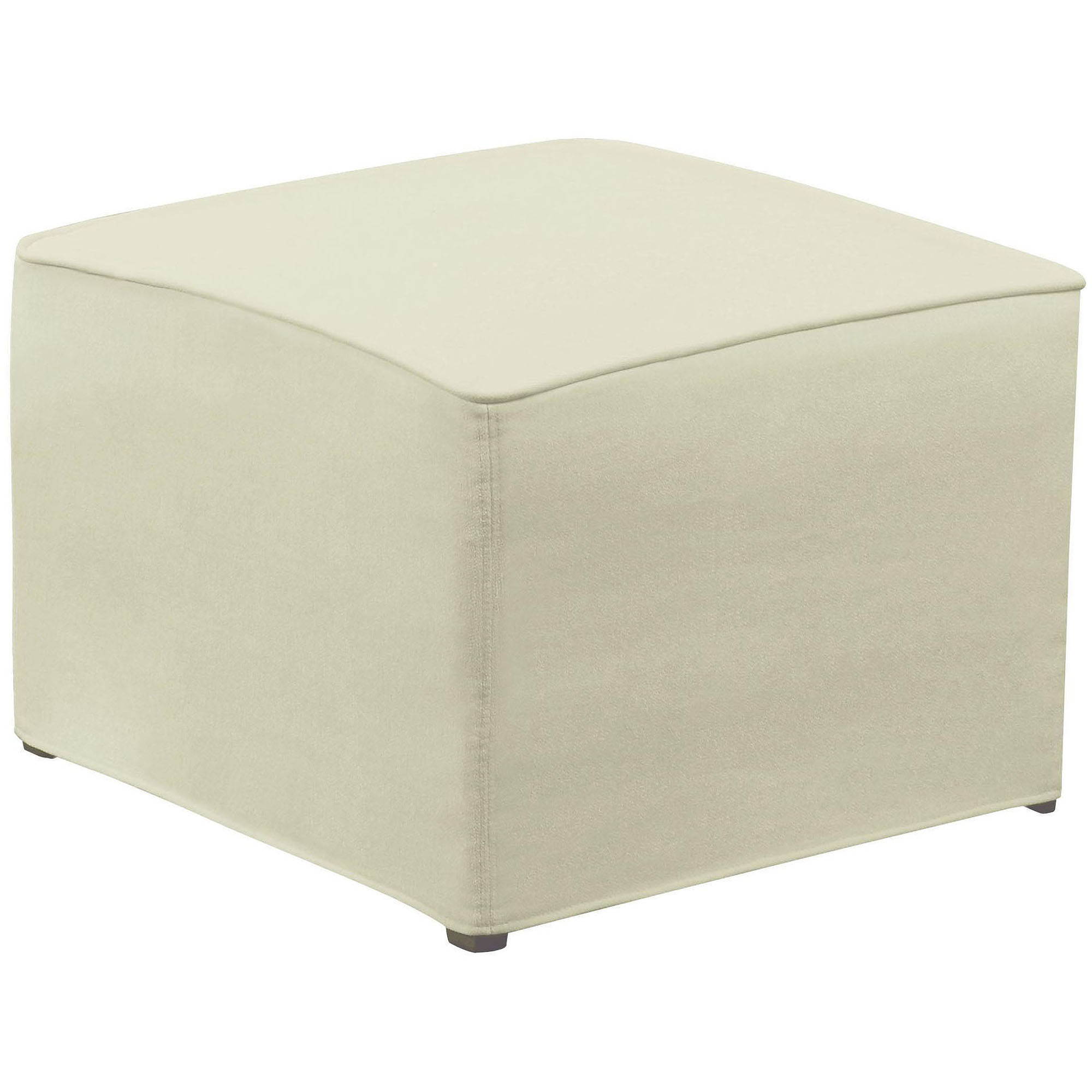 Dorel - Ottoman (Slipcover Sold Separately)