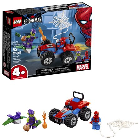 LEGO Super Heroes Juniors Spider-Man Car Chase 76133