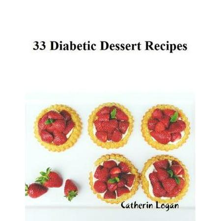 Diabetic Dessert Recipes For Halloween (33 Diabetic Dessert Recipes -)