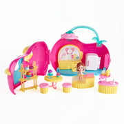 Butterbean's Cafe On-the-Go Cafe Playset with Accessories