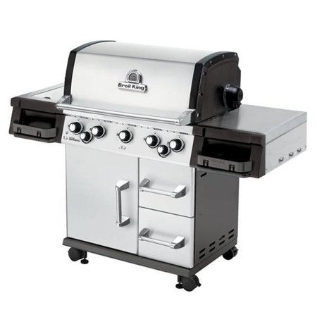 Best Price for Broil King Imperial 590 – Stainless Steel – 5 Burner