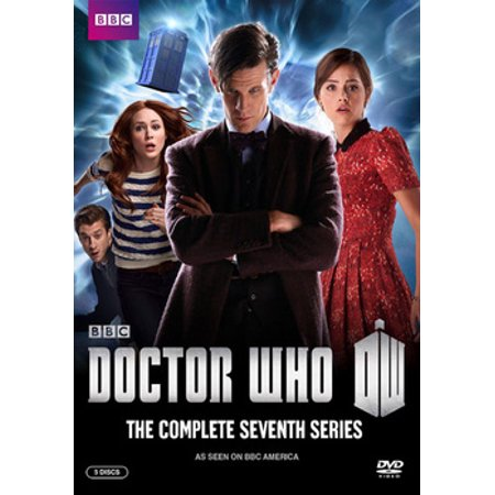 DR WHO-COMPLETE 7TH SERIES (DVD/5 DISC/FF-16X9/VIVA) (DVD) ()