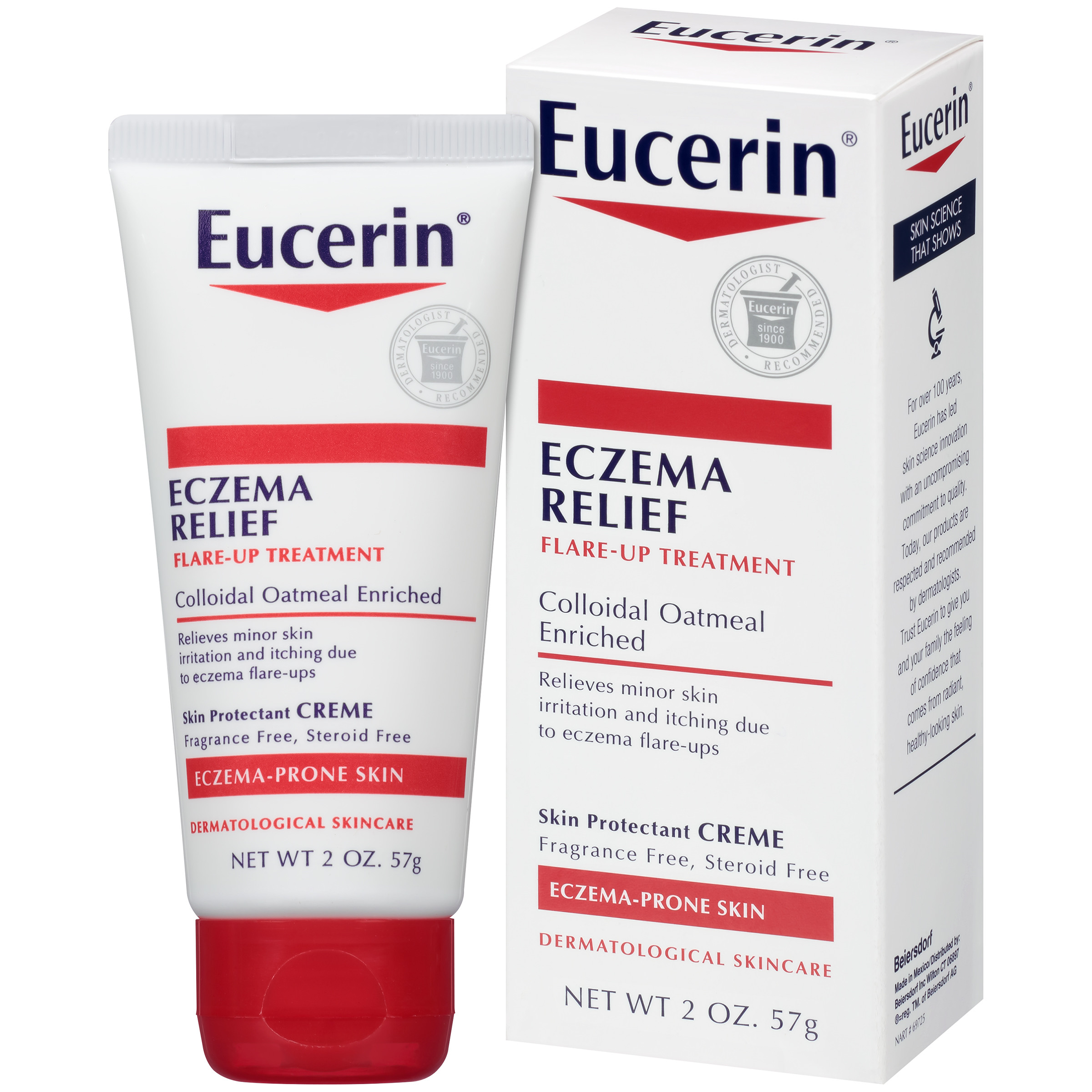 Eucerin Eczema Relief Flare-Up Treatment 2 oz.