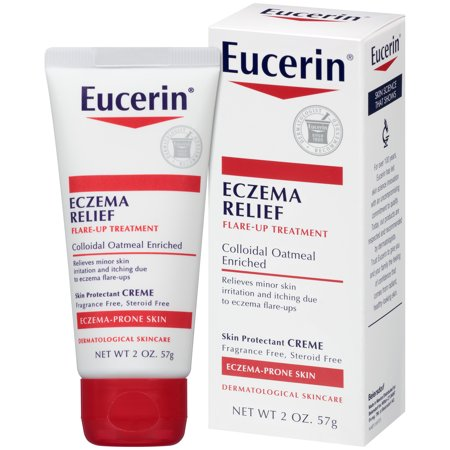 Eucerin Eczema Relief Flare Up Treatment 2 Oz