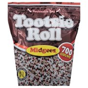 Tootsie Roll, Midgees Candy, 4.86 Lbs, 700 Ct