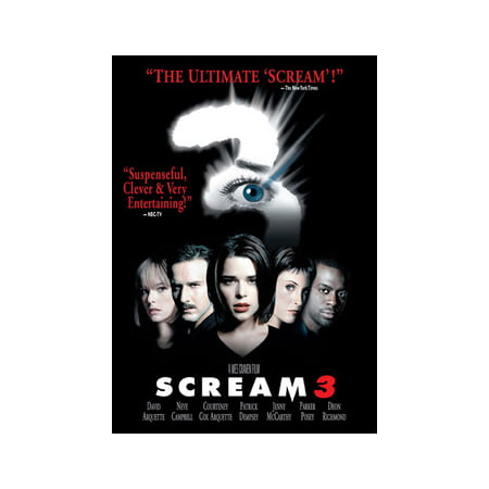 Scream 3 (DVD) - Halloween Scream Store