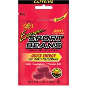 Jelly Belly, Cherry Extreme Sports Jelly Beans (Pack of 24)