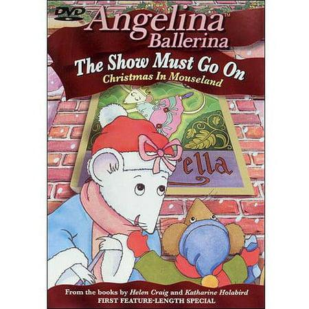 Angelina Ballerina - The Show Must Go On