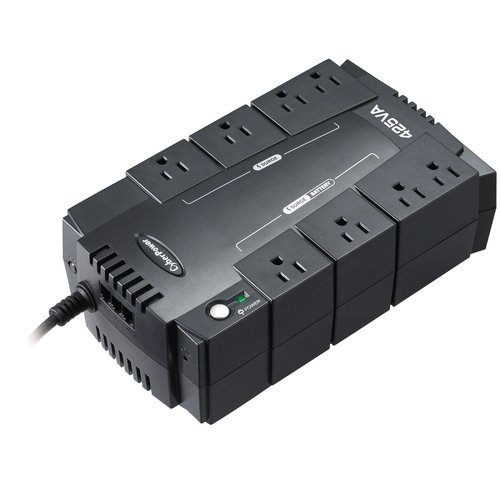 CyberPower 425VA/225W Simulated Sine Wave Power Supply