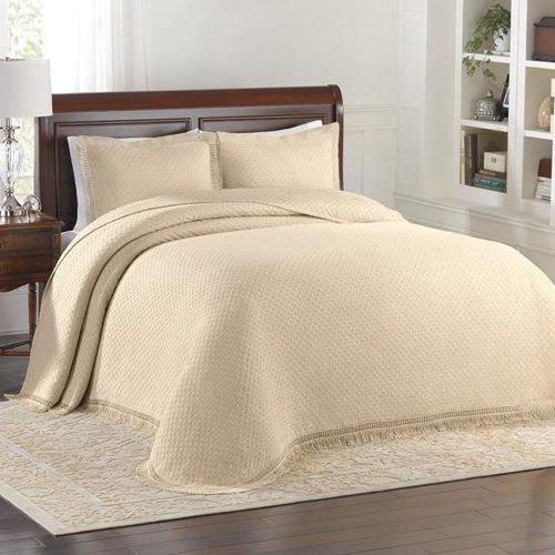 Lamont Home Woven Jacquard Bedspread Set