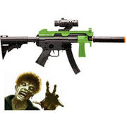 Zombie Eraser Full Auto B/O Rifle