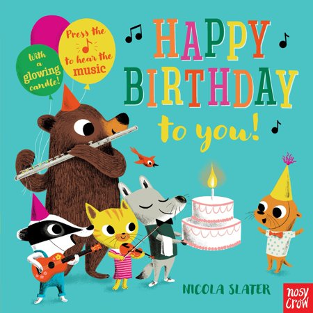 Happy Birthday to You (Board Book) (Happy Birthday Scriptures)