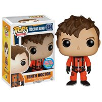 Funko Pop! Doctor Who #234 Tenth Doctor Space Suit NYCC Exclusive New York Comic Con