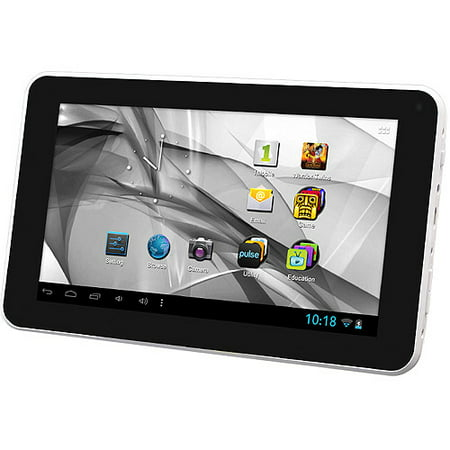 D2 PAD 7  TABLET 4GB Memory D2 PAD with WiFi 7  Touchscreen Tablet PC: Technical Specifications:1GHz Single-Core mobile processor512MB DDR3 of system memory and 4GB on-board storage memory7  touchscreen, 800 x 480 resolutionBuilt-in 802.11b/g/n WiFiAdditional Features: Front 0.3MP webcam with microphoneMicro USB 2.0 port, 3.5mm headphone jack, DC-in4GB on-board storage memory, additional memory via microSD card slotUp to 5 hours of run time on a full chargeWeighs 0.7 lbs; 7.6  x 0.35  x 4.6  dimensionsSoftware and Applications: Android 4.1 OS (Jelly Bean)Media Formats: MP3, WMA, WAV, APE, FLAC, AMR, AAC, AVI, MOV, MP4, ASF, WMV, VOB, RM, RMVB, MKV, FLV, 3GP, DAT, MPG, JPG, JPEG, GIF, BMP and PNGWhat's in the Box: Tablet, battery, micro USB cable, USB OTG cable, user manual and AC adapterWhat's a Tablet PC? Tablet PCs are compact, ultra-portable entertainment devices that let you read email, surf the internet, read eBooks, view photos, play games, listen to music and watch video files. Most tablets are based on a smaller operating system, which allows you to purchase and download additional applications from supported stores. Tablet PCs do not have a CD/DVD drive and will not run Microsoft Windows or its applications. Tablet PCs function as a secondary device for casual entertainment purposes, and are not meant to replace a computer. They are ideal for use around the home and on the go with WiFi or 3-4g mobile broadband connections (pay as you go, contract may be required for service).