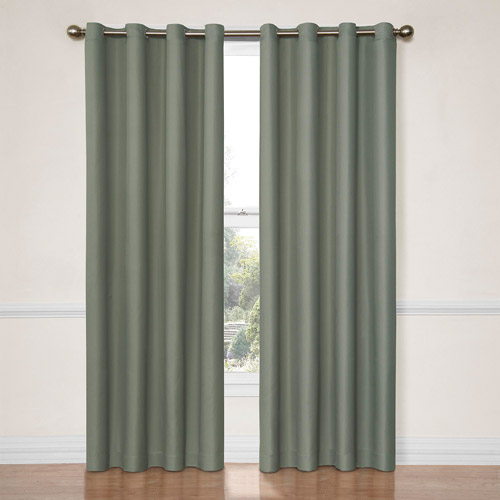Eclipse Dane Grommet Blackout Energy-Efficient Curtain Panel by Ellery Holdings LLC