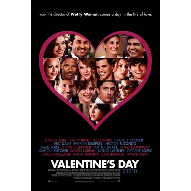 Posterazzi Movgb98270 Valentines Day Movie Poster 27 X 40 In