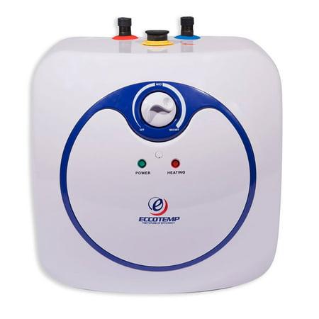 Eccotemp EM 2.5 Gallon Under Sink Electric Mini Storage Tank Hot Water Heater