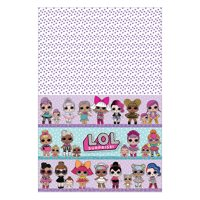 LOL Surprise! Paper Table Cover (1ct)