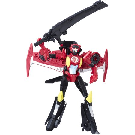 Transformers: Robots in Disguise Combiner Force Warriors Class Windblade (Transformers For Kids)