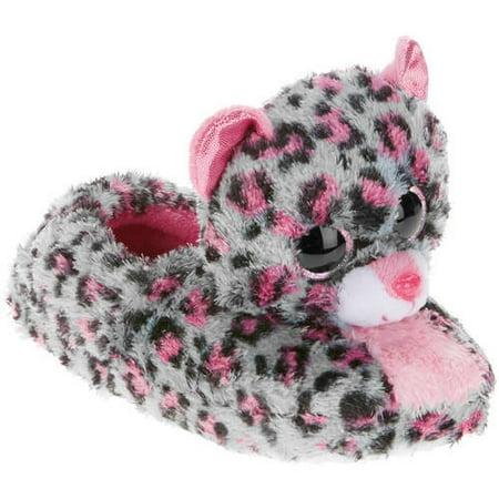 d36fbfc0dc0 Beanie Boo - TY Girl s Slippers - Walmart.com
