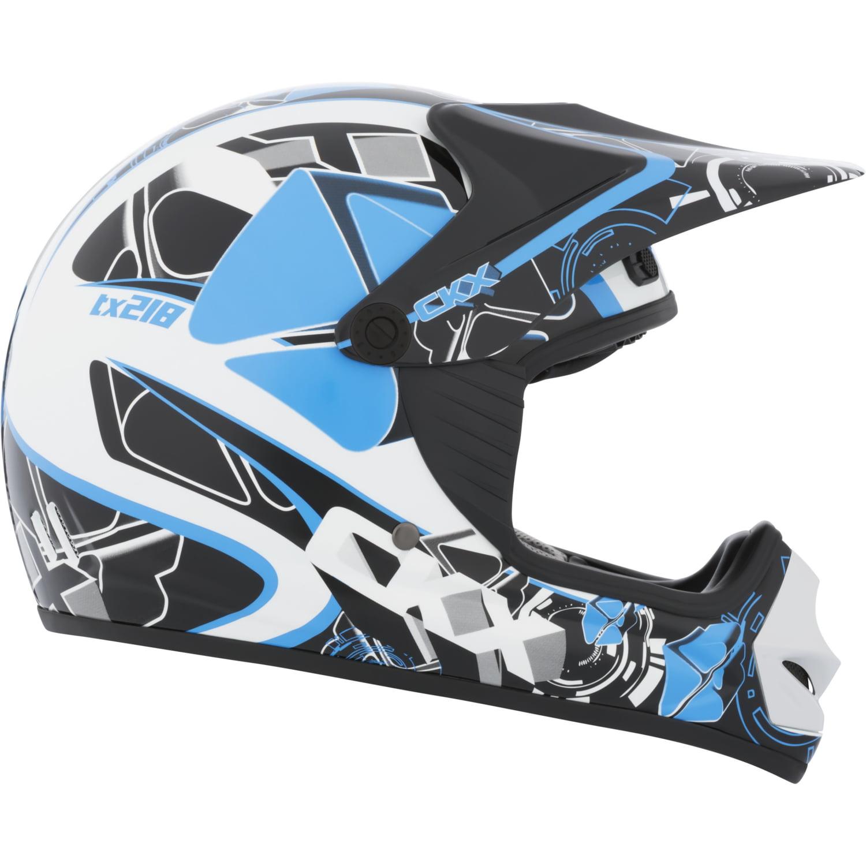 CKX Dimension TX218Y Off-Road Helmet - Youth No Shield