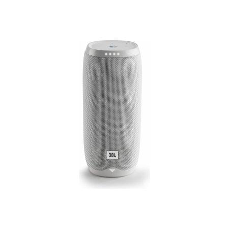 JBL Link 20 White Portable Waterproof Speaker w/Google LIKE NEW IN Open Box