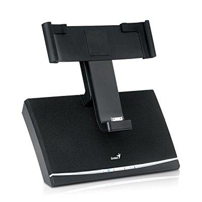 Genius 2000 sp-i600 ipad docking speaker system (black)