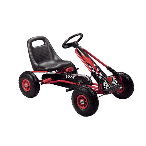 Vroom Rider Racing Pedal Go Kart Riding Toy