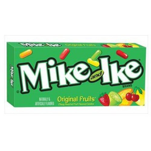 Mike & Ike Original Fruits Candy, 5 oz by Just Born Inc.