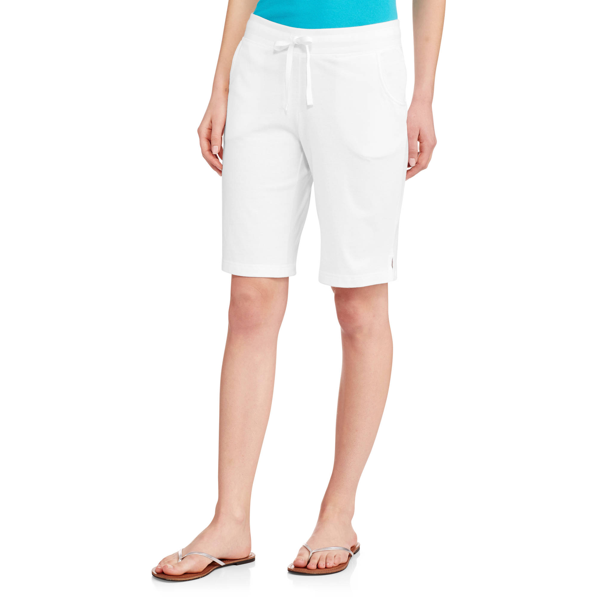 White Stag Women's Knit Shorts