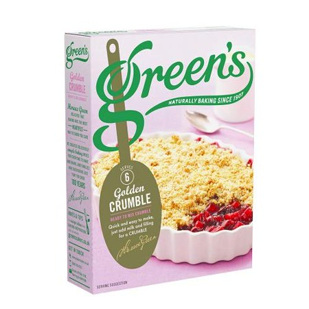 Miu Miu Green - Greens Classic Crumble Mix (1 - 280 Gram Package)