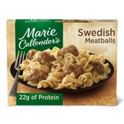 Marie Callenders Frozen Dinner Swedish Meatballs 13 Ounce